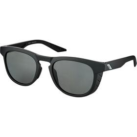 100% Slent Okulary, soft tact black/peakpolar